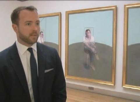 News video: Christie's Prepare for Major Art Works to Go Under Hammer