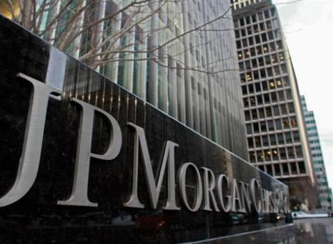 News video: JP Morgan's Earnings Tumble and More