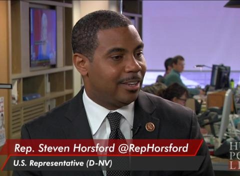 News video: Rep. Steve Horsford On Dysfunction In DC