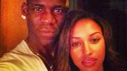 News video: Instagram newby Mario Balotelli is back with ex Fanny